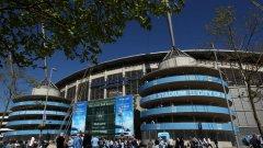 Манчестър Сити включи стадиона си в най-голямата спонсорска сделка в историята на футбола