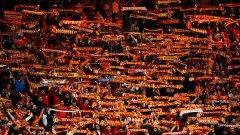 Галатасарай получи едногодишно наказание да не участва в европейските клубни турнири