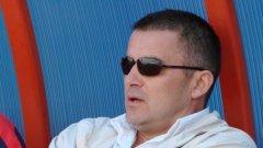 """Новият шеф на """"Армията"""" обеща, че няма да пречи, а ще помага на Радуканов"""
