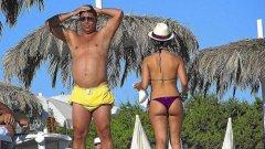 Крауч за Роналдо: Не ме позна, супермодел му носеше бира след бира, докато се беше излегнал с пепелник на корема