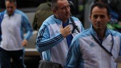 България среща Казахстан във втория мач на Мъри Стоилов начело