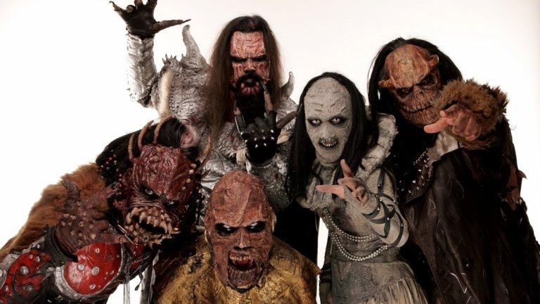"""Lordi - I Dug A Hole In The Yard For You  За масовата аудитория творчеството на Lordi се изчерпва с предната песен, която за кратко ги превърна в любима група на Европа. Те обаче продължават да са активни и един от скорошните ни фаворити е това необичайно обяснение в любов: """"Изкопах ти дупка в двора, за да не ми разбиеш сърцето""""."""
