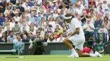 През годините Федерер се справяше с лекота с контузите.