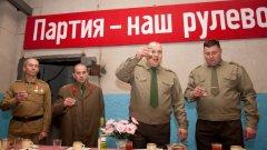 Бункерът, който е бил от изключителна важност в последнитге години на Студената война в Прибалтика, е разсекретен едва през 2003