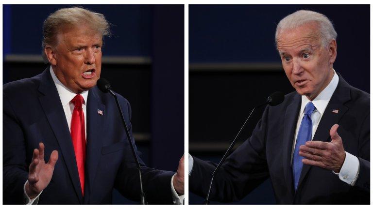 Заглушаващият бутон направи втория сблъсък между Тръмп и Байдън далеч по-цивилизован, като двамата дори успяха да изкажат позициите си по ключови теми