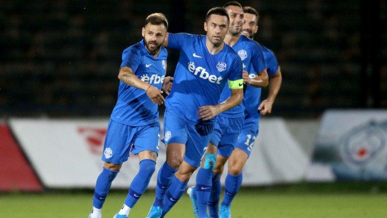 ЦСКА забрави какво е победа в първенството