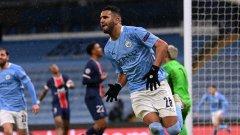 Сити довърши ПСЖ и за пръв път ще играе финал в Шампионската лига
