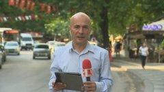 Водещият на сутрешния блок на БНТ Иво Никодимов е бил пребит. Това съобщават очевидци във Facebook.