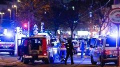 Жертви и ранени след терористичен акт в центъра на Виена
