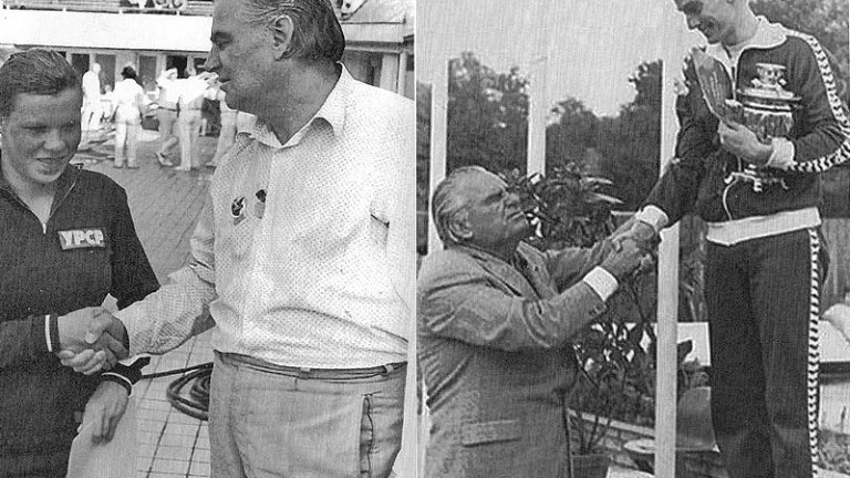 Той беше любимият спортист на Сталин, но синът на вожда го прати в лагер заради жена