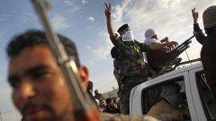 Освободиха Триполи от отряд тежковъоръжени бойци