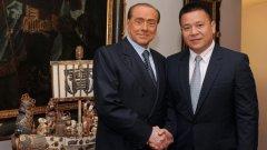 Връзките между Йонхон Ли и Силвио Берлускони и Адриано Галиани са много
