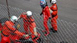 Катастрофа, но и полпозишън за Леклер в Монако