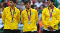 2012 година: Бразилия губи третия си финал на Олимпийски игри след шокиращо 1:2 от Мексико в Лондон