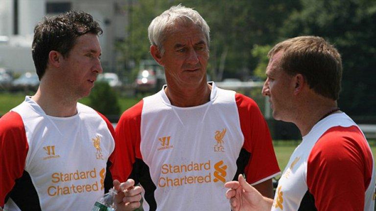 Брендън Роджърс взе в екипа си за летните турнета в Австралия и Азия посланиците на клуба там Фаулър и Йън Ръш.