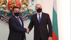 Според държавния глава е намалял дипломатическия натиск спрямо България по въпроса