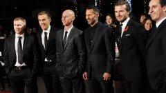 Когато легендите поеха Солфърд, тимът беше на почти 200 места под Манчестър Юнайтед в стълбицата на английския футбол. Сега разликата е по-малко от 90 позиции, а скромният клуб продължава изкачването си