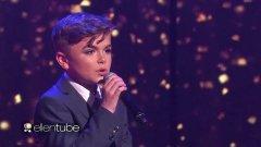 """Той е на 12, той е """"себе си"""" и му предстои голяма слава..."""