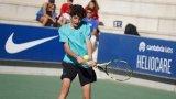 16-годишният братовчед на Рафа дебютира при професионалистите