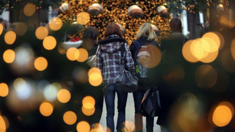 Общо 8 са почивните дни по Коледа и Нова година