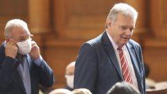 Пред ръководството на БСП той е потвърдил за разговора си с Васил Божков, който бе разпространен от спецпрокуратурата