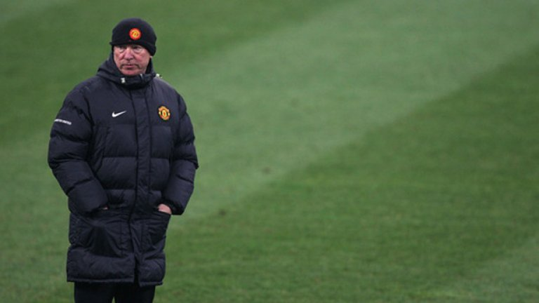 Сър Алекс Фъргюсън се дистанцира от потенциалните купувачи на ръководения от него Манчестър Юнайтед