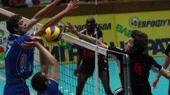 Волейболистите на Левски от днес имат нов треньор и ново име на отбора, в който се състезават