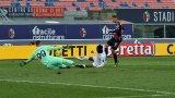 Златан изпусна дузпа, Донарума трябваше да спасява Милан