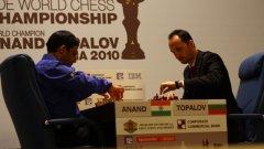 Вишванатан Ананд вече има две победи над Веселин Топалов в спора за световната титла