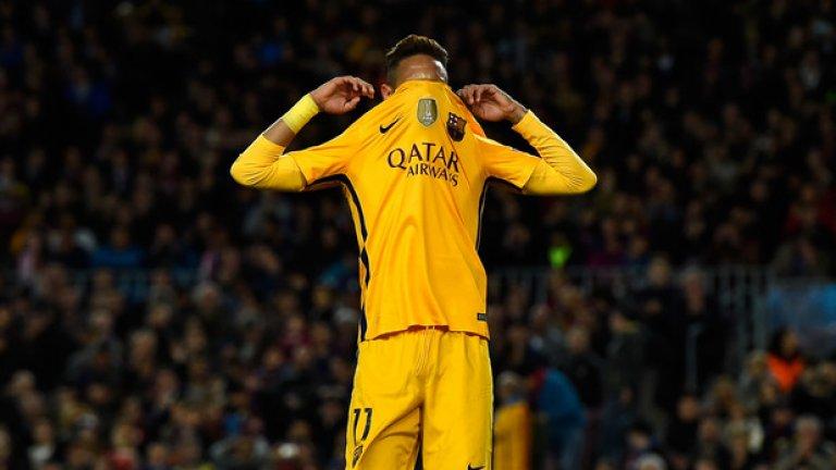 Барселона отново отстъпи пред Атлетико. Както преди две години...