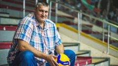 Любо Ганев и еволюцията на волейбола