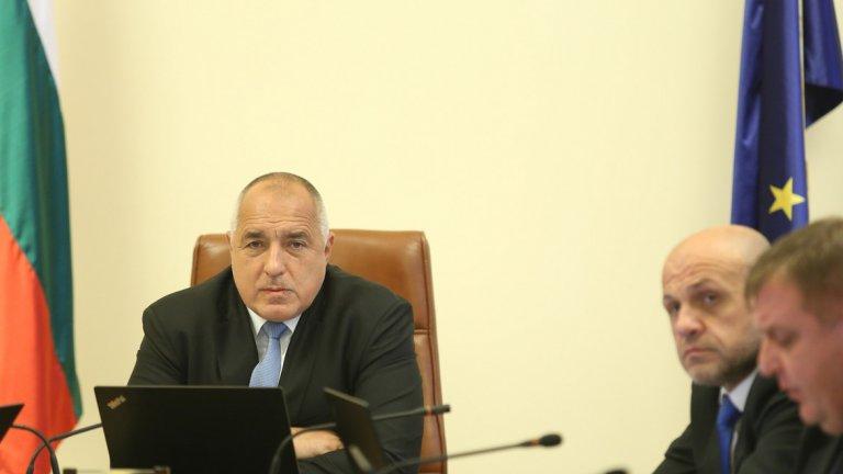 Премиерът Бойко Борисов посочи, че има спекулации по темата