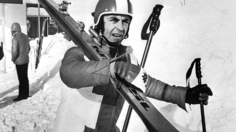 15. Мюнхен 1972: Край за професионалистите Да, през 1972-ра ските са били летен олимпийски спорт. Австрийският скиор Карл Шранц получава забрана за участие, тъй като е бил заснет на футболен мач, носейки фланелка с реклама на нея. Тогава се е смятало, че щом носиш рекламни дрехи, си професионалист - каквито не са се допускали.