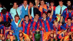 25 години по-късно, къде са те сега: Първите европейски шампиони на Барса с Кройф, Стоичков и Пеп...