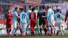 Само два мача наказание за Божидар Чорбаджийски