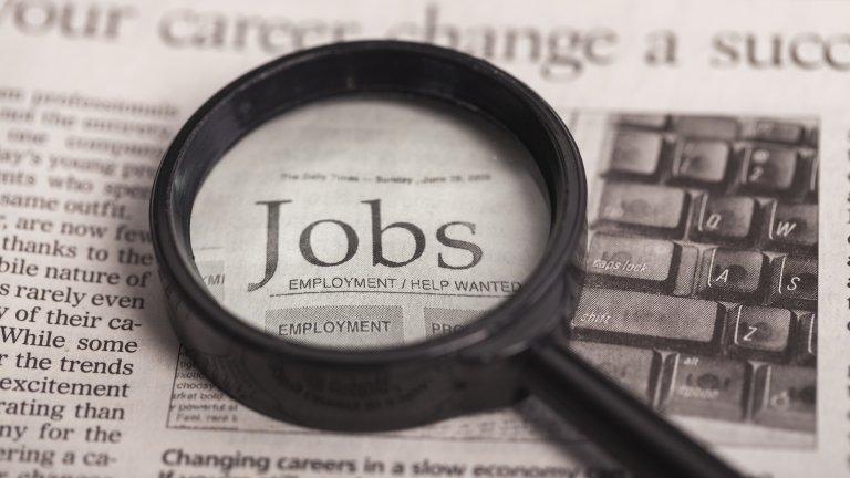 Регистриран е спад от 9% в търсенето на нови служители спрямо предходния месец