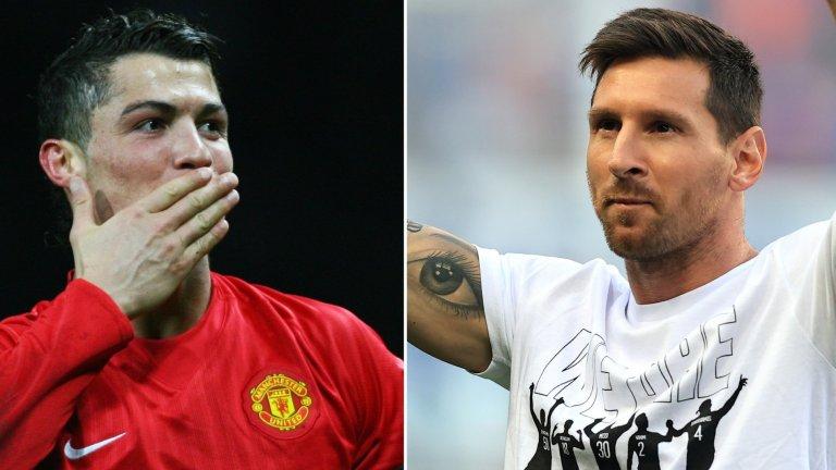 Нуждаят ли се наистина Юнайтед и ПСЖ от Роналдо и Меси?