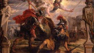 Какво пропусна Омир в своята легенда за Троя
