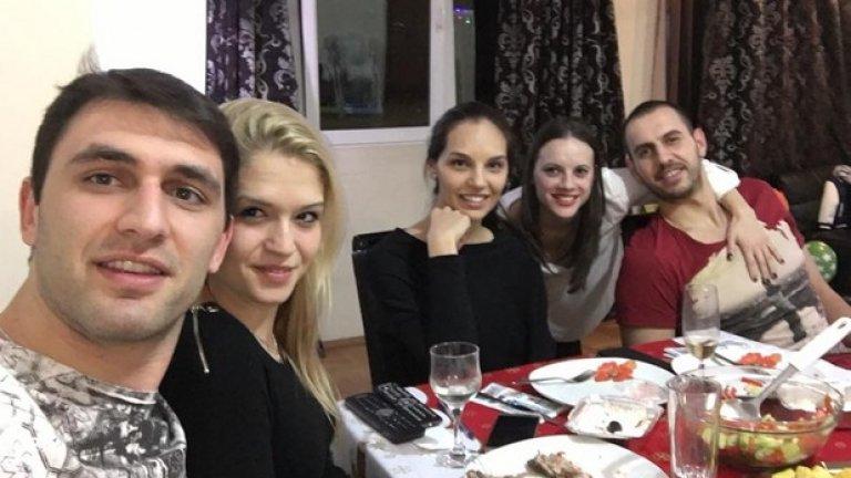 Част от волейболните национали предпочетоха тиха вечер у дома