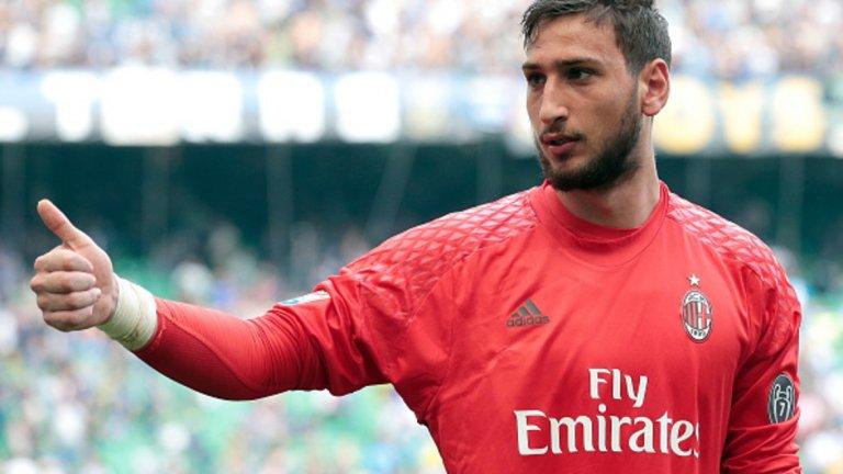 """Вратар: Джанлуиджи Донарума Сагата около 18-годишния талант на Милан продължава. Засега все още нищо не е ясно, но ако Джиджо все пак реши да напусне """"Сан Сиро"""", Реал е основният претендент за подписа му. Трансфер, който би струвал около 40 млн. евро."""
