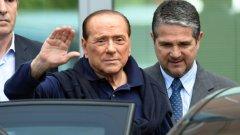 Силвио Берлускони напусна Милан след 31 години история